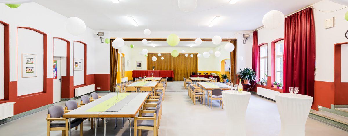 Ferienpark Thüringer Wald - Festsaal