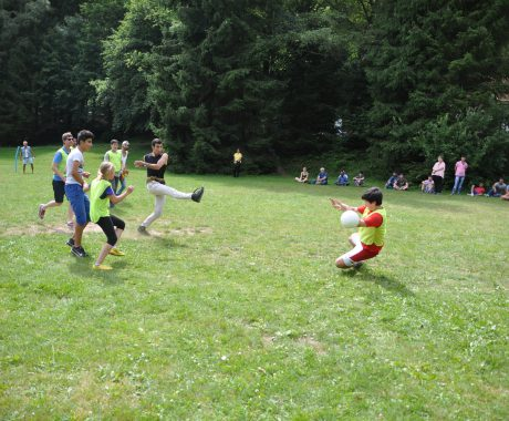 Ferienpark Thüringer Wald - Fussballplatz
