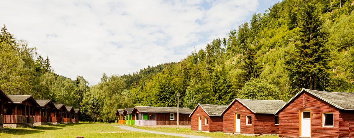 Ferienpark Thüringer Wald - Holzhäuser