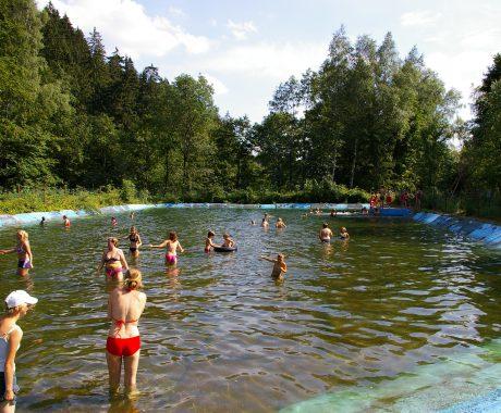 Ferienpark Thüringer Wald - Löschteich