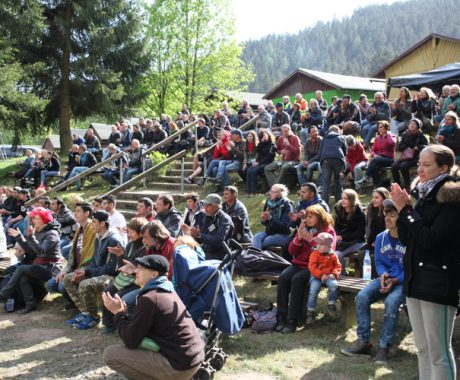 Ferienpark Thüringer Wald - Waldbühne